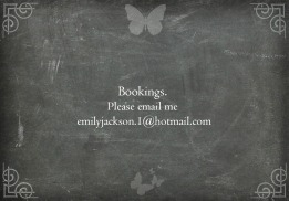 3.5x5 Chalkboard 2Bookings - Copy